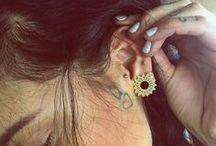 // earrings & piercings //