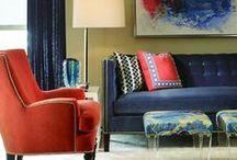 Red + White + Blue / http://www.judithdcollins.com/