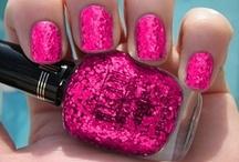 Nails, nails, nails / by Hannah