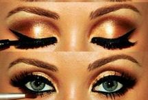 Eyes and brows / by Hannah