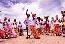 brasileirando / dança e folclore brasileiro, afro-brasileiro, imigrantes / by Beatriz Cruz