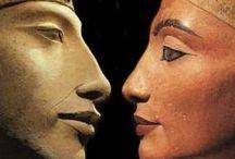 egyptology / by Beatriz Cruz