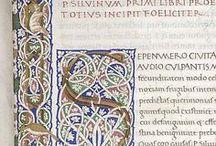 Manuscript: Renaissance (white vine, humanistic) / Renassaince manuscripts, humanistic calligraphy, white vine illumination and border