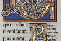 Manuscript: Romanesque