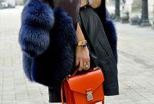 F U R R Y / Keeping warm and fuzzy...