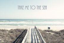 Beach lifestyle quotes... / Beachy words