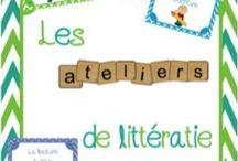 Étude de mots/Word work