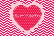 #Saint-Valentin/Valentine's day# / Bricolages, activités, chansons, recettes, arts plastiques sur le thème de la Saint-Valentin, l'amitié et l'amour!