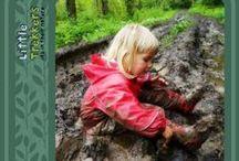 Mud Glorious Mud  / Mud Pies, muddy puddles and fabulous creepy crawlies