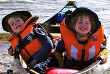 Messing About In Boats / Little Trekkers find their sea legs no matter how young they are, canoeing, kayaking even pirate ships, they're all here me hearties!