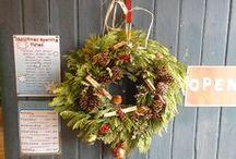 It's Christmas!!!  / Homemade Christmas decorations and Christmas crafts.
