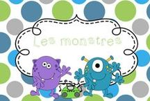 Monstres/Monsters