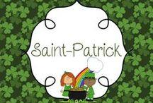 Saint-Patrick/Patrick's day