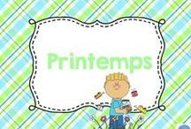 Printemps/ Spring