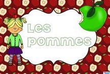 Pommes/Apples