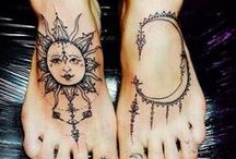 Tattoos ♡ / Tattoos that I think are lovely