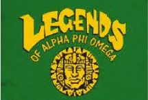 Recruitment Themes / by Alpha Phi Omega Region 5