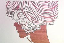 lazercuts - lace / by Clare Thompson