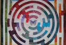 patchwork / by Mirosława Pucek
