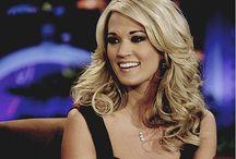 Carrie Underwood / by Laura Lautner