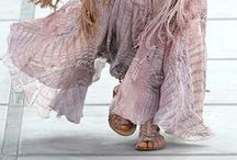 Exclusive Bohemian / Fashionable, exclusive outfits, accessories and fashion Ideas directly from haute couture in native american, hippy, hippie, gypsy, boho, bohemian style.