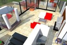 Oros Art - Interior Design / imagini de proiecte de design interior realizate la Arhidesign