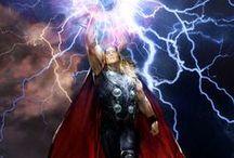 Super heroes/comics