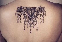 Tattoo: Mandala & Geometric