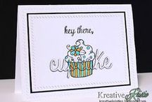 Yum Yum Yum / Clearly Whimsy Stamps Collection