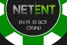 En İyi NetEnt'in 10Slot Oyunu | CasinoBedava / NetEnt'in en iyi slot oyunları hakkında detaylı bilgiler.