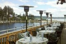 Dining in Gig Harbor / No shortage of restaurants in our area!