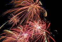 Stray Fireworks