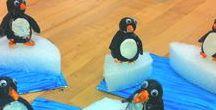 Monde polaire (pingouins, Inuits, Arctique) / Un peu de tout à propos du monde polaire!