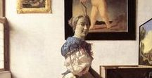Vermeer / https://visualhistoryblog.wordpress.com/