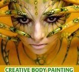 Body painting / https://visualhistoryblog.wordpress.com/