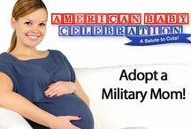 Adopt a Military Mom / American Baby Celebration: A Salute to Cute / by Adopt a Military Mom WA
