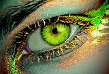✿Green with Envy✿ / THE COLOR GREEN is the color of balance and harmony. It is the great balancer of the heart and the emotions, creating equilibrium between the head and the heart. For invites please go to the ✿Messages & Invites✿ board | No Soliciting