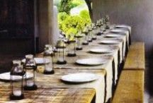 Inspriation / Dining / by Rene Arus