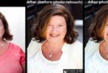 Beauty makeover / Transformation before and after  / by Daisy Hsieh