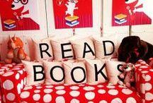 Bästa stället att läsa på / Vem har inte drömt om ett sådant där bibliotek som Belle har Skönheten & Odjuret?