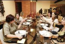 Design à luz de velas - Setembro 2013 / Em mais uma noite especial, com a presença de vários arquitetos e designers de prestígio, a América ofereceu um jantar preparado pelo Cheff Alisson Vilaça acompanhado de uma degustação de vinhos ministrada pelo Somelier Haroldo Quintão.