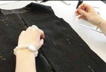 CHANEL classic black jacket / If you can not buy it..DIY..