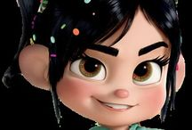 Vanellope / Wreck-it Ralph