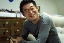 ::::MINA PERHONEN:::: / Akira Minagawa, the genius behind mina perhonen