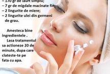 Cosmetice DIY / Tot ceea ce este BIO ptr corpul tau
