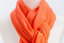 ways to tie the scarf