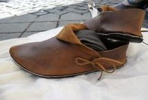 My Medieval Shoes
