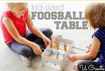 ZABAWY i zabawki DIY / Super kreatywne zabawy z dziećmi. W domu, ogrodzie, na spacerze, w samochodzie. Pomysły na ręcznie robione zabawki.