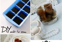 KAWA mrożona Iced coffee / Mrożona kawa na letnie dni :) Przepisy, inspiracje, zdjęcia. DIY Iced coffee