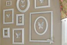 Ιδέες για το σπίτι / How beautiful and how clever.Πανέμορφα και πανέξυπνα tips.
